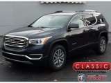 2018 Blue Steel Metallic GMC Acadia SLE AWD #123469883