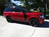 2017 Firenze Red Metallic Land Rover Range Rover Supercharged #123469975