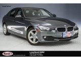 2014 Mineral Grey Metallic BMW 3 Series 320i Sedan #123469843