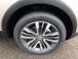 2017 Ford Explorer Platinum 4WD Wheel