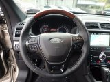 2017 Ford Explorer Platinum 4WD Steering Wheel