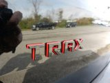 Chevrolet Trax Badges and Logos