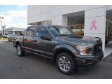 2018 Magnetic Ford F150 STX SuperCrew #123489585
