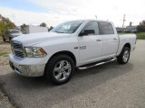 2014 Bright White Ram 1500 Big Horn Crew Cab 4x4 #123489824