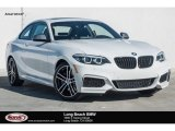 2018 Alpine White BMW 2 Series M240i Coupe #123489670