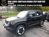 2017 Black Jeep Renegade Trailhawk 4x4 #123512649
