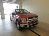 2018 Ruby Red Ford F150 XLT SuperCab 4x4 #123512691