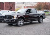 2018 Magma Red Ford F150 STX SuperCrew 4x4 #123512727