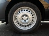 Ram ProMaster City Wheels and Tires