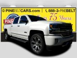 2018 Iridescent Pearl Tricoat Chevrolet Silverado 1500 High Country Crew Cab 4x4 #123535929