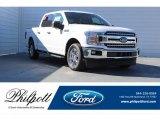 2018 Oxford White Ford F150 XLT SuperCrew #123536357