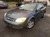 2007 Blue Granite Metallic Chevrolet Cobalt LS Coupe #123536224