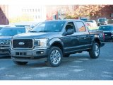2018 Magnetic Ford F150 STX SuperCrew 4x4 #123536218