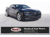 2014 Black Chevrolet Camaro LT Coupe #123535993