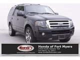 2013 Tuxedo Black Ford Expedition Limited 4x4 #123535990