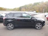 2018 Shadow Black Ford Escape SEL 4WD #123536320