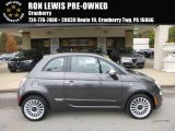 2017 Fiat 500 Lounge