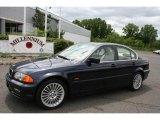 2001 Orient Blue Metallic BMW 3 Series 330i Sedan #12341680