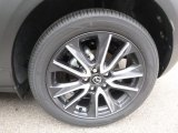 Mazda CX-3 Wheels and Tires