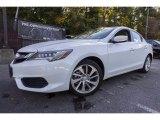 2017 Bellanova White Pearl Acura ILX Technology Plus #123536164