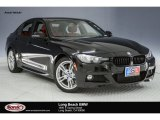 2017 Black Sapphire Metallic BMW 3 Series 330i Sedan #123536396
