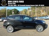 2018 Shadow Black Ford Escape Titanium 4WD #123536073