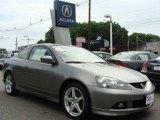 2006 Magnesium Metallic Acura RSX Type S Sports Coupe #12340711