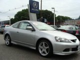 2006 Alabaster Silver Metallic Acura RSX Type S Sports Coupe #12340715