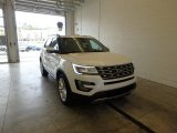 2017 White Platinum Ford Explorer Limited 4WD #123590410