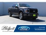 2018 Magnetic Ford F150 STX SuperCrew #123590503