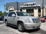 2007 Gold Mist Cadillac Escalade AWD #12355077