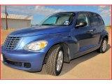 2007 Ocean Blue Pearl Chrysler PT Cruiser Touring #12351205