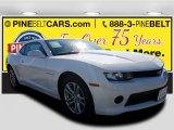 2014 Summit White Chevrolet Camaro LS Coupe #123590346