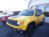 2017 Solar Yellow Jeep Renegade Trailhawk 4x4 #123590477