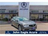2018 Modern Steel Metallic Acura TLX Technology Sedan #123616090