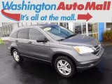2011 Polished Metal Metallic Honda CR-V EX 4WD #123616249