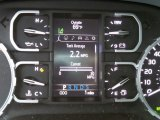 2018 Toyota Tundra Limited Double Cab 4x4 Gauges