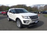2017 White Platinum Ford Explorer XLT 4WD #123616630