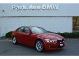2017 Melbourne Red Metallic BMW 3 Series 330i xDrive Sedan #123616147