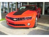 2010 Victory Red Chevrolet Camaro LT/RS Coupe #12353170