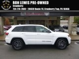 2017 Bright White Jeep Grand Cherokee Trailhawk 4x4 #123616228