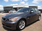 2008 Sparkling Graphite Metallic BMW 3 Series 328i Sedan #12354852
