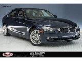 2014 Imperial Blue Metallic BMW 3 Series 328i Sedan #123616403