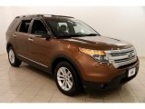 2011 Golden Bronze Metallic Ford Explorer XLT 4WD #123616587