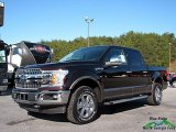 2018 Magma Red Ford F150 Lariat SuperCrew 4x4 #123615902