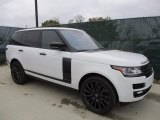 2017 Fuji White Land Rover Range Rover Supercharged #123667165