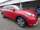 Kia Niro Data, Info and Specs