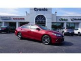 2015 Ruby Flare Pearl Toyota Camry XSE #123666870