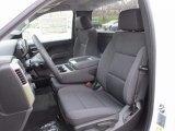 2018 Chevrolet Silverado 1500 LT Regular Cab 4x4 Front Seat