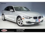 2014 Glacier Silver Metallic BMW 3 Series 320i Sedan #123698933